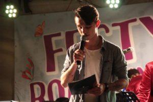 Festyn Rodzinny w Chojnie (dni miasta) – konferansjer